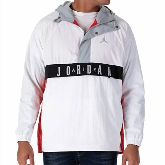 801c970f29f5 Air Jordan Wings Anorak Jacket Men s Size M